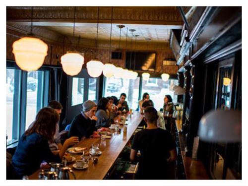 Restaurant:  Maison publique