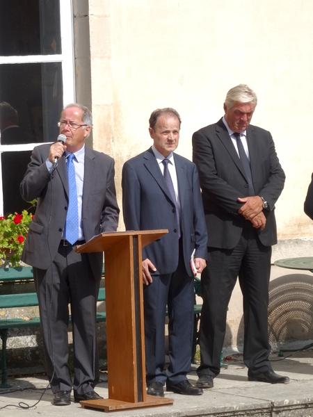 Le Maréchal Joffre a été à l'honneur au château Marmont