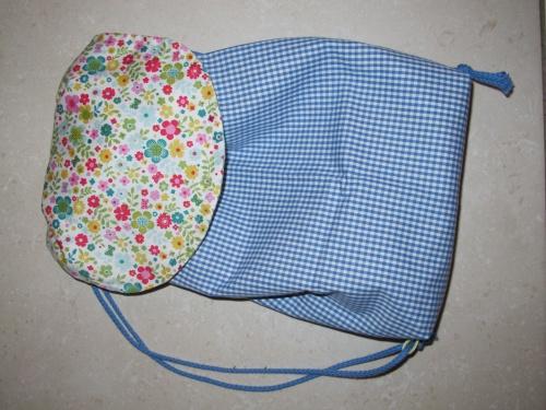 Un sac à dos réversible pour Louise