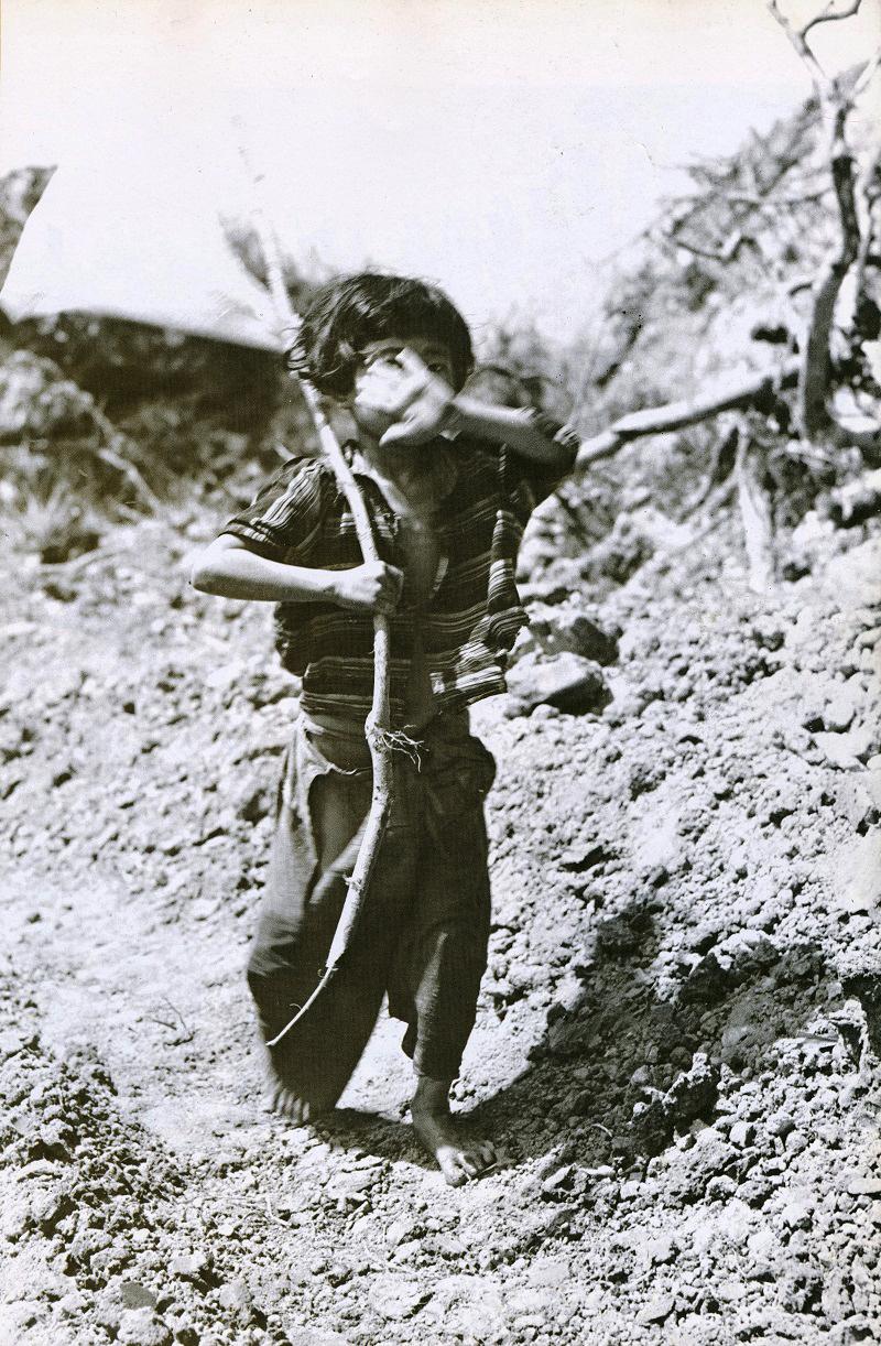 MANGA | La fillette au drapeau blanc
