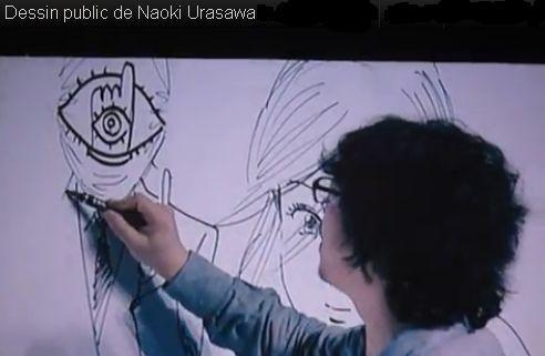 Naoki Urasawa à la Japan Expo