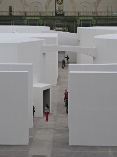 Kabakov Monumenta 14 cité labyrinthe 2