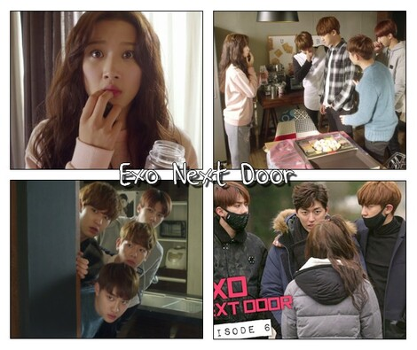 Exo Next Door (K mini drama)