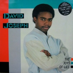 David Joseph - The Joys Of Life - Complete LP