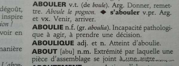 Aboulie