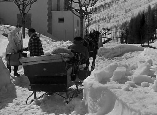 SURSIS POUR UN VIVANT - LINO VENTURA BOX OFFICE 1959