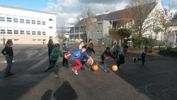 Session de Basket pour les CE2-CM2