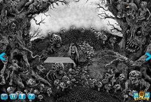 Jouer à Escape from caliban forest