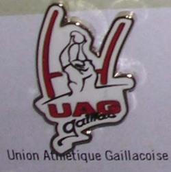 Pin's UA Gaillac (30)