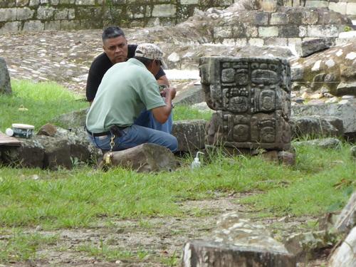 Honduras, 15ème jour, Copan Ruinas (5)