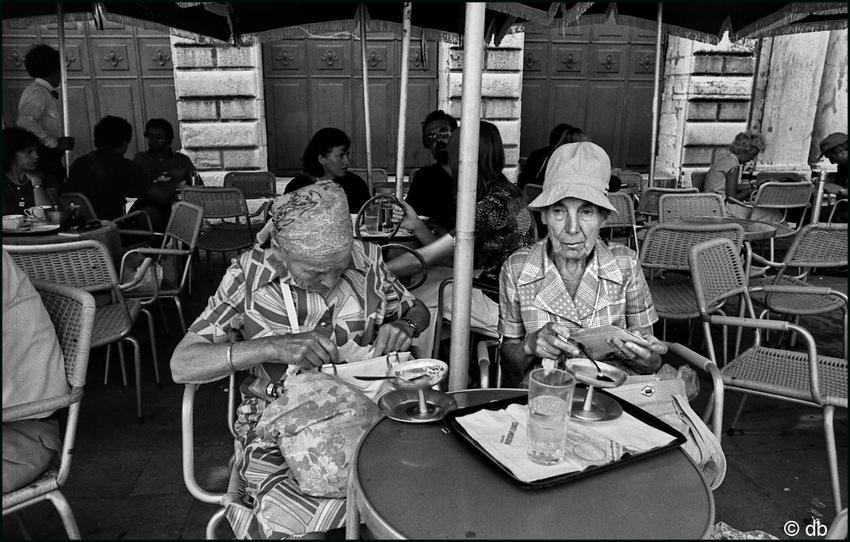 Les Dames du Café San-Marco