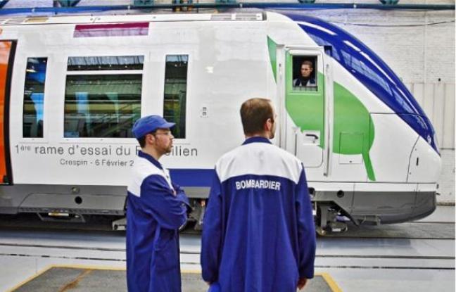 """Flash info : un salarié de Bombardier (fabricant de trains régionaux) menacé de licenciement pour """"apologie du terrorisme"""""""