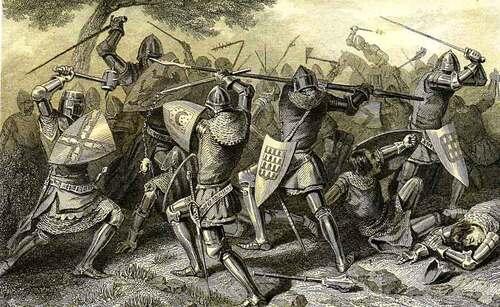 Le combat des Trente