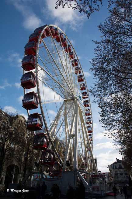Grande roue de Reims