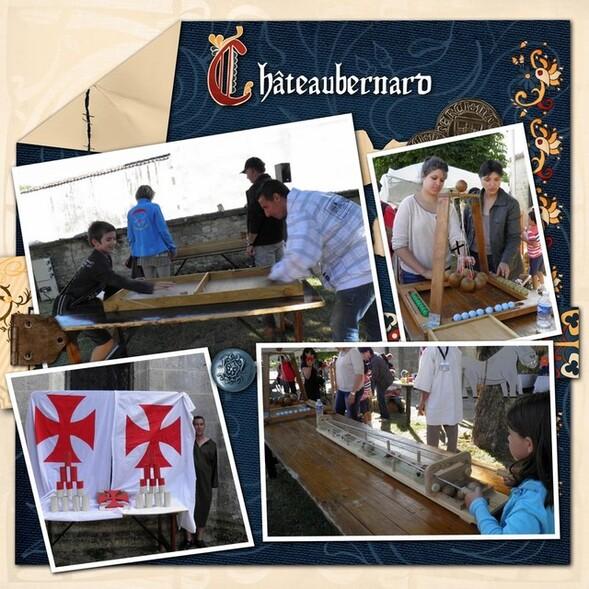 Blog de sylviebernard-art-bouteville : sylviebernard-art-bouteville, Fête Médiévale