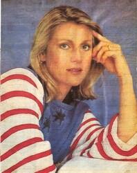 """1983 : Le pull """"USA"""""""