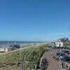Station balneaire de Egmond aan Zee.