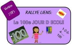 MAJ RALLYE LIENS 100E JOUR