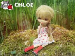 Présentation de Chloé
