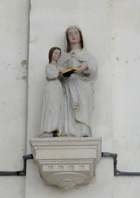 L'église de Brémur et Vaurois