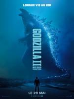 Godzilla 2 Roi monstres affiche