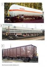 vapeur resistance différents types  wagons