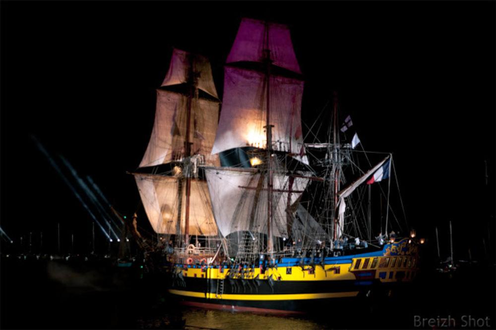 Tonnerres de Brest : Étoile du Roy