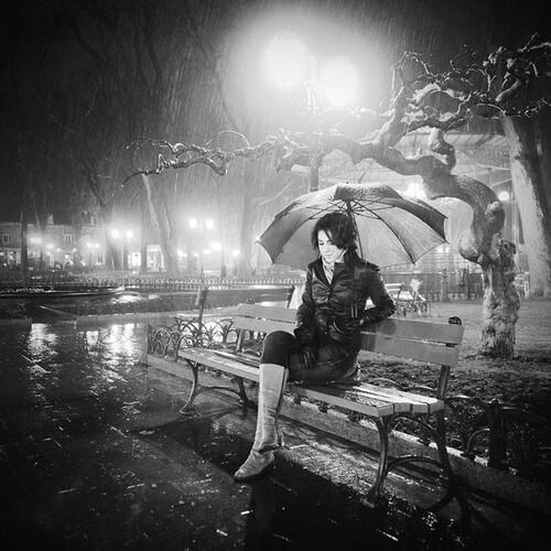 le chant de la pluie ...