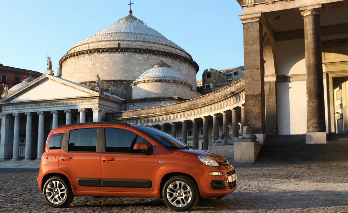 Coup D œil Fiat Panda Ady Et Les Automobiles