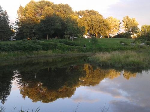 La Riviere Saint-Charles à Québec