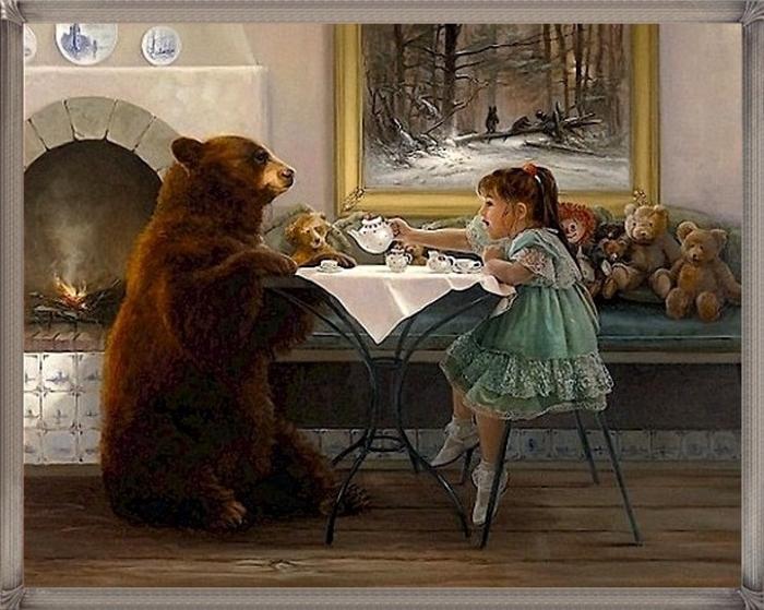 Imaginaire de l'enfance et d'ailleurs...