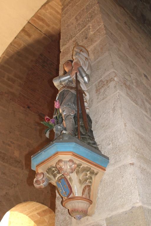 Jeanne d'arc à Cardaillac