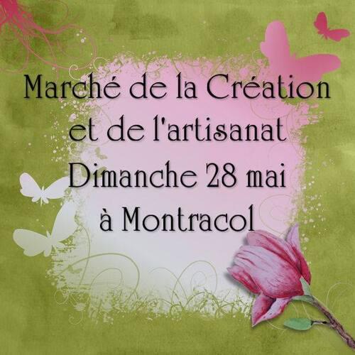 Marché de Montracol