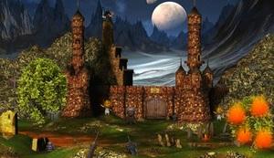 Jouer à Escape game - Fantasy castle