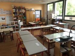 Vie de classe: ré- aménagement de la classe