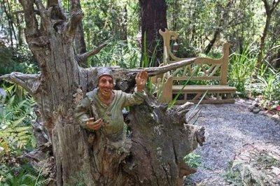 SCULPTURES ELFIQUES DE BRUNO TORFS