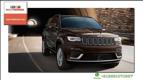 Location jeep grand cherokee à Casablanca – Location de voiture de luxe