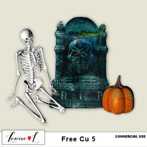 Freebie CU No 5