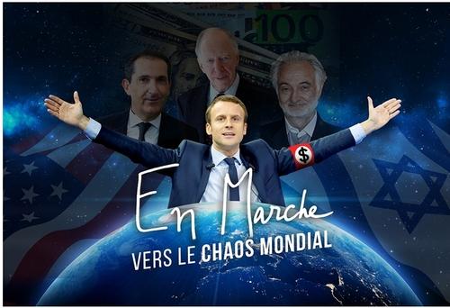Coup de coeur pour cette vidéo qui dit tout sur Macron en 3mn 50