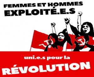 """- Le samedi 11 mars à Paris : """"1917-2017, la lutte des femmes hier et aujourd'hui"""""""