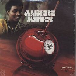 Albert Jones - The Facts Of Life - Complete LP