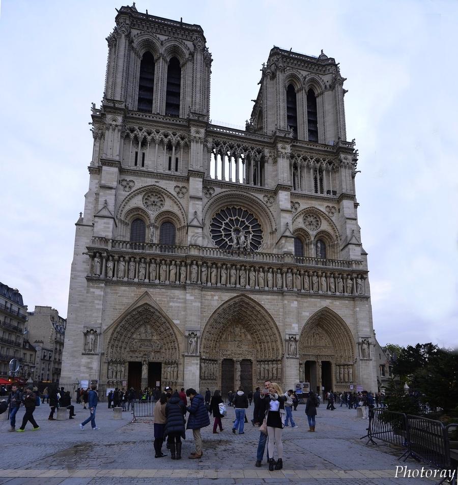 Paris - Paris - Île de France - NOTRE DAME DE PARIS