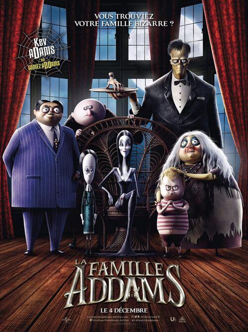 "Bonsoir a l'honneur : "" La Famille Addams """