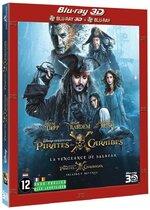[Blu-ray] Pirates des Caraïbes : La vengeance de Salazar