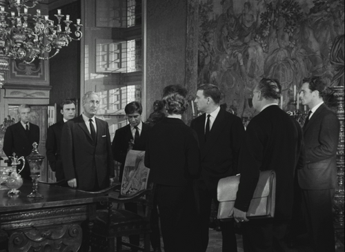 Pleins feux sur l'assassin, Georges Franju, 1961