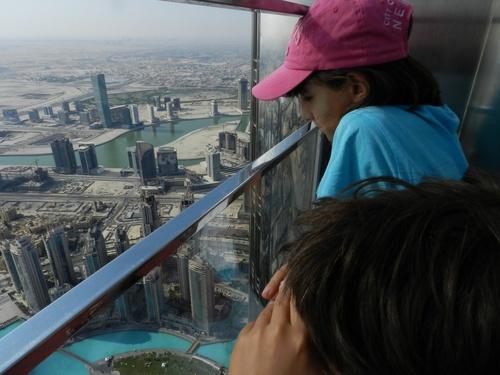 UAE La plus haute tour du monde !