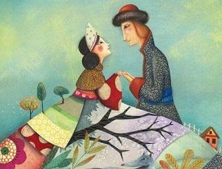 Le plaisir trop court d'une présence aimée ...