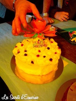 Un anniversaire, de la gourmandise et des cadeaux... Made in Bretagne !