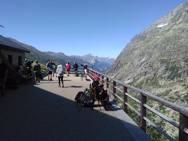 Rifugio Elena (2062 m)