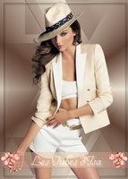 Femmes chapeaux - FAC0009